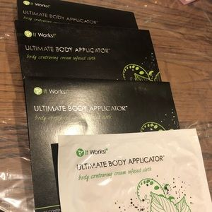 It Works! Ultimate Body Applicators